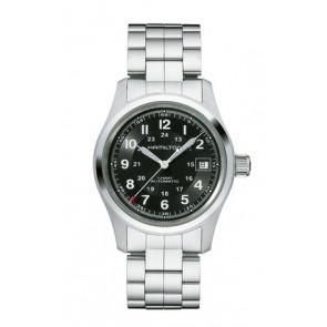 Horlogeband Hamilton H704450 / H695704104 Staal 20mm
