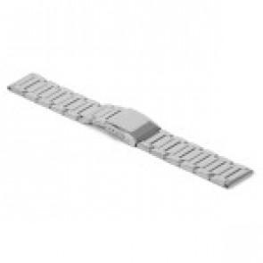 Horlogeband Universeel YH20 Roestvrij staal (RVS) Staal 22mm