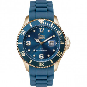 Horlogeband Ice Watch IS.OXR.B.S.13 Rubber Blauw