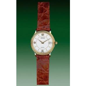 Horlogeband Jaguar J601-3 / J601-4 Leder Cognac 14mm