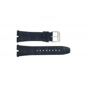 Horlogeband Jaguar J857-2 Leder Blauw