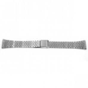 Horlogeband Universeel YG57 Roestvrij staal (RVS) Staal 21mm