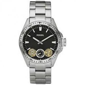 Horlogeband Elemex ME1104 Roestvrij staal (RVS) Staal 22mm