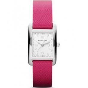 Horlogeband Michael Kors MK2267 Leder Roze 14mm