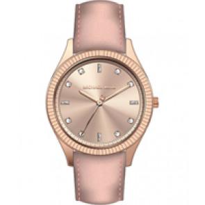 Horlogeband Michael Kors MK2657 Leder Roze 20mm