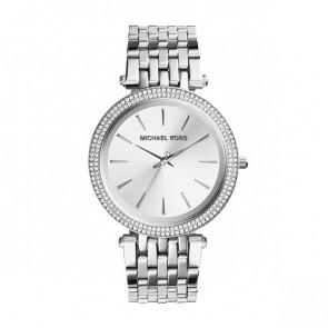 Horlogeband Michael Kors MK3190 (25XXXX) Staal Staal