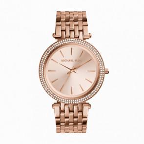 Horlogeband Michael Kors MK3192 (25XXXX ) Staal Rosé