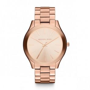 Horlogeband Michael Kors MK3197 Staal Rosé