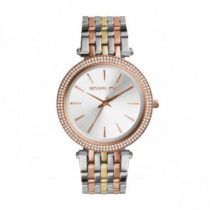 Horlogeband Michael Kors MK3203 (11XXXX) Staal Bi-Color