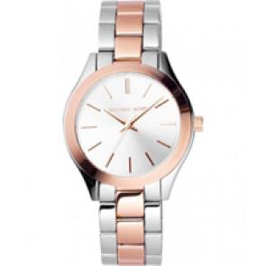 Horlogeband Michael Kors MK3204A Staal Bi-Color 20mm