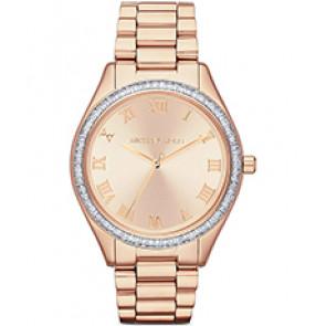 Horlogeband Michael Kors MK3245 Staal Rosé 20mm