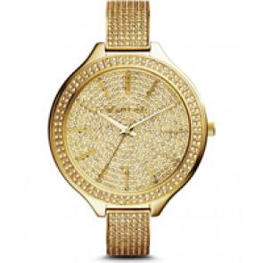 Horlogeband Michael Kors MK3256 Staal Doublé 12mm