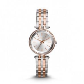 Horlogeband Michael Kors MK3298 Staal Bi-Color