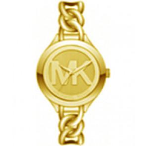 Horlogeband Michael Kors MK3423 Staal Doublé 20mm