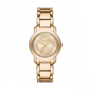 Horlogeband Michael Kors MK3485 Staal Doublé 20mm