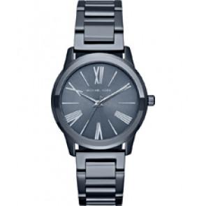 Horlogeband Michael Kors MK3509 Staal Blauw 20mm