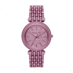 Horlogeband Michael Kors MK3782 Staal Paars 20mm