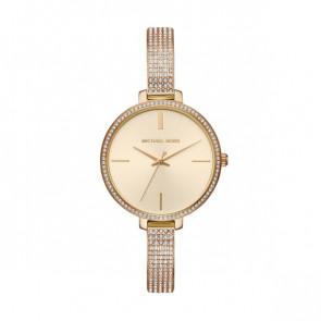 Horlogeband Michael Kors MK3784 Staal Doublé