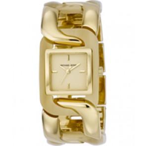 Horlogeband (Band + Kastcombinatie) Michael Kors MK4230 Staal Doublé