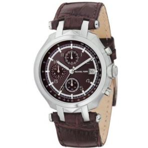 Horlogeband Michael Kors MK5034 Leder Bruin