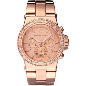 Horlogeband Michael Kors MK5412 Staal Rosé