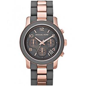 Horlogeband Michael Kors MK5465 Staal Bi-Color 20mm