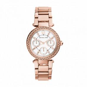 Horlogeband Michael Kors MK5616 / 11XXXX Staal Rosé