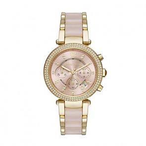 Horlogeband Michael Kors MK6326 Staal Bi-Color