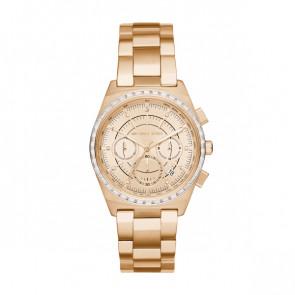 Horlogeband Michael Kors MK6421 Staal Doublé 20mm