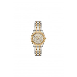 Horlogeband Michael Kors MK6481 Staal Bi-Color 18mm