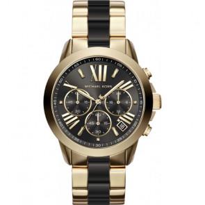 Horlogeband Michael Kors MK6501 Staal Doublé 20mm