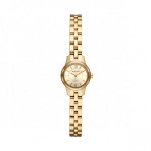 Horlogeband Michael Kors MK6592 Staal Doublé