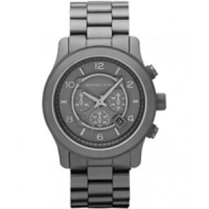 Horlogeband Michael Kors MK8226 Staal Antracietgrijs 24mm