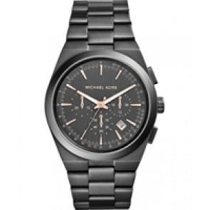 Horlogeband Michael Kors MK8403 Staal Antracietgrijs 27mm