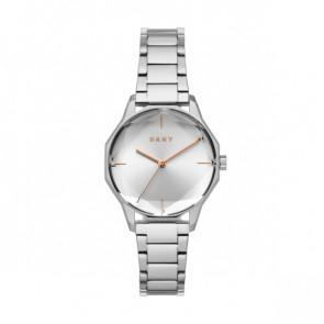Horlogeband DKNY NY2793 Staal