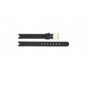 Horlogeband Rado R0120435794016 / R070852710 / Coupole Leder Zwart 10mm