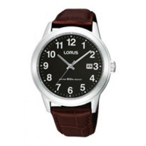 Horlogeband Lorus PC32-X019-RH927BX9 Leder Bruin