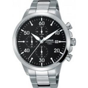 Horlogeband Lorus VD57-X122 / RM343EX9 Staal 20mm