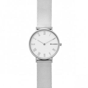 Horlogeband Skagen SKW2712 Staal Staal 16mm