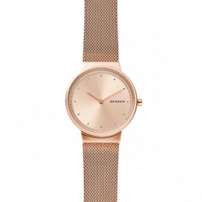 Horlogeband Skagen SKW2751 Staal Rosé
