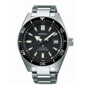 Horlogeband Seiko SPB051J1 / 6R15 03W0 Staal 20mm
