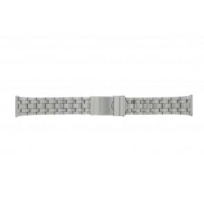Horlogeband Morellato ST1022 Staal Staal 22mm