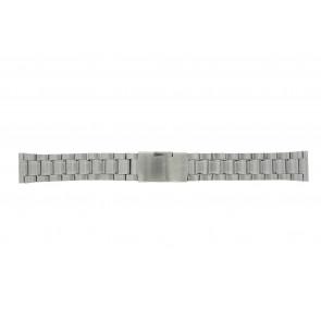 Horlogeband Universeel ST20Z Staal 20mm