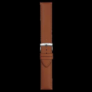 Tissot horlogeband T109.610.16.037.00 Leder Cognac 21mm + standaard stiksel