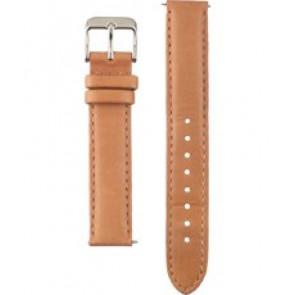 Horlogeband Tommy Hilfiger TH-65-3-14-0755 / 65-3-14-0755 Leder Bruin 16mm
