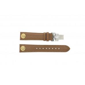 Horlogeband TOV Essentials 1458 / TOV Leder Bruin 18mm