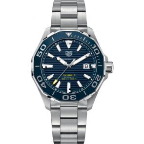 Horlogeband Tag Heuer WAY201B / BA0927 Staal 22mm