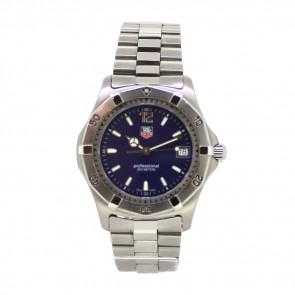 Horlogeband Tag Heuer WK1113 / BA0311 Staal 20mm
