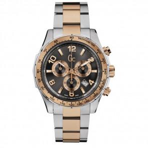 Horlogeband Guess X51004G5S Staal Bi-Color