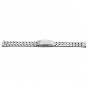 Horlogeband Universeel YG05 Roestvrij staal (RVS) Staal 20mm